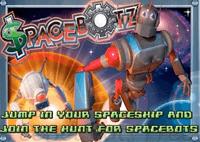 Игра Space Botz на Freebetslots