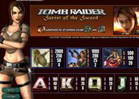 Онлайн игра Tomb Raider (Лара Крофт)