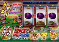 Играть в бесплатный автомат Track And Field Mouse