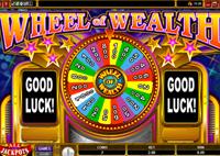 Симулятор игровых автоматов Wheel of Wealth (Богатство)