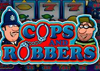Cops and Robbers (Коп и вор) - играть бесплатно в игровые автоматы