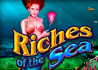 Играть бесплатно в игровой автомат Riches of the Sea (Море)