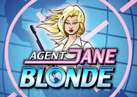 Играть бесплатно в игровой автомат Agent Jane Blonde (Джейн)