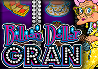 Игровой аппарат Billion Dollar Gran (Бабуля) - бесплатно и без регистрации
