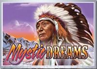 Играть в Mystic Dreams (Мечты) - игровой автомат онлайн