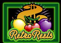 Онлайн игровой аппарат Retro Reels (Ретро барабаны)