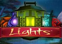 Игровой аппарат онлайн Lights (Огни) - играть без регистрации