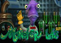 Играть онлайн в игровой автомат Monster Lab