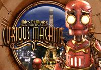 Игровой аппарат The Curious Machine онлайн
